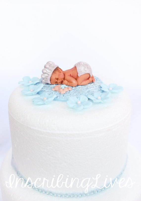 Prinz Fondant Baby Kuchen Topper Junge 16st Kuchen Etsy