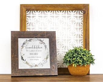 """Grandchildren Fill A Place In Your Heart 