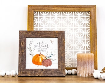 """Gather With Grateful Hearts 