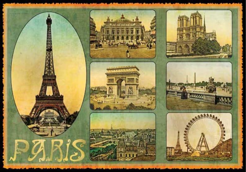 открытки парижского салона никогда