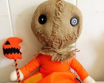 Sammy Handmade 16in Doll.