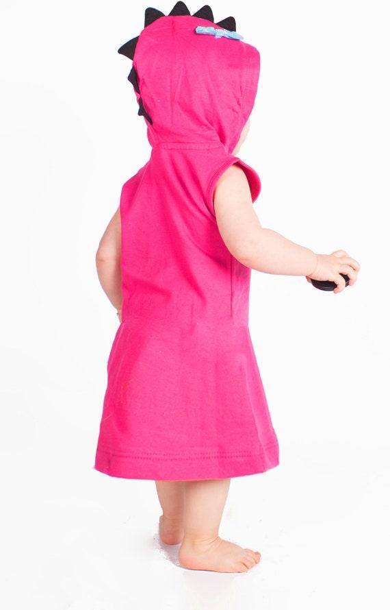 a5cbc0918 Girls Dinosaur Dress Baby   Toddler Dinosaur Girls Clothes