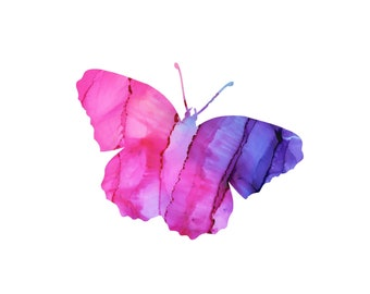 Butterfly #1 - Instant Download Art