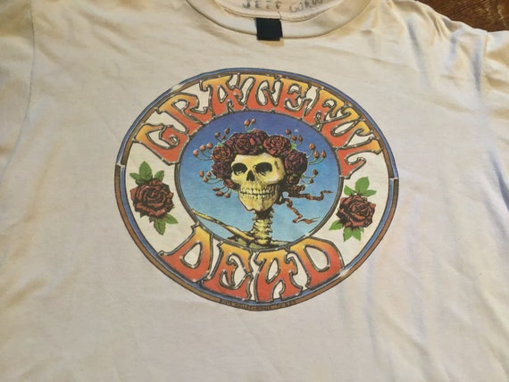 1987 Greatful Dead Touch of Grey Production T Shir
