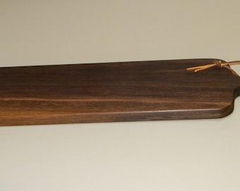Wooden Bread Board Etsy