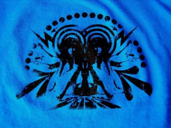 VINTAGE OASIS CONCERT Tshirt, Cropped T-Shirt, Aut