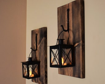 Wall Sconce Etsy