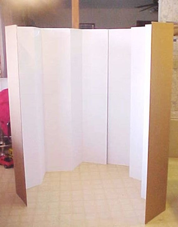 "Lactation Breastfeeding Privacy Screen ""Pump At Work"" 6 ft Tall"