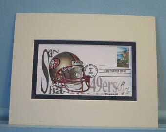 San Francisco 49ers & First day Cover
