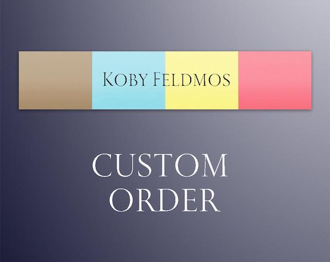 Custom order (3)