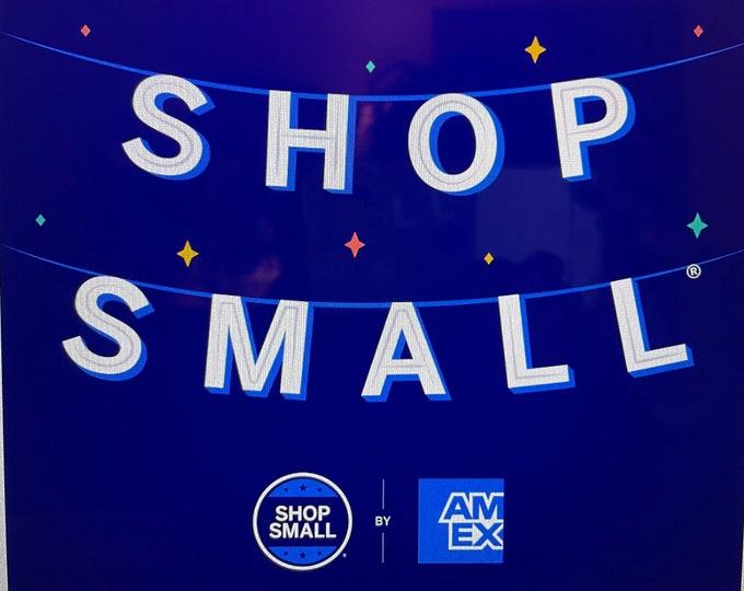 Shop Small Saturday November 28, 2020