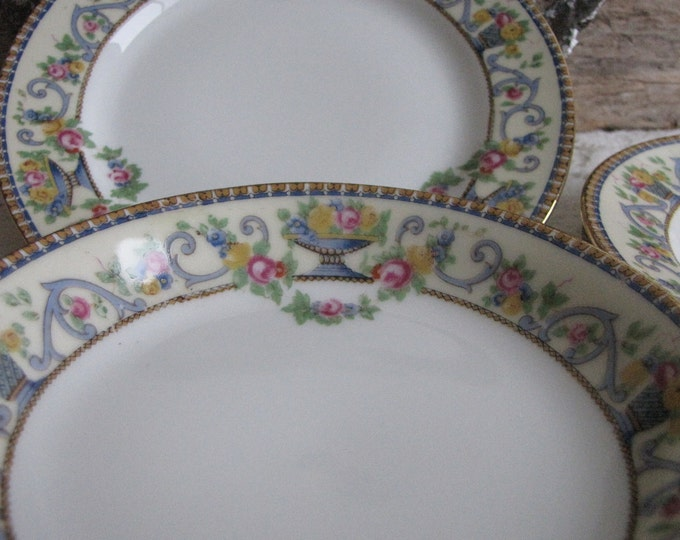 Bawo & Dotter salad plates set of 7 Vintage Dinnerware and Replacements