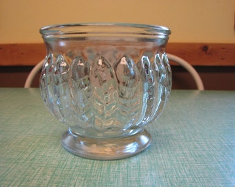 Randall Feathered Planter Vintage Planters and Pots Florist Ware