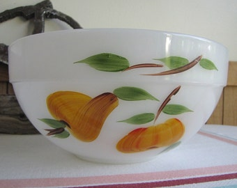 Fire King Fruit Mixing Bowl Vintage Dinnerware and Replacements 1957 – 1968