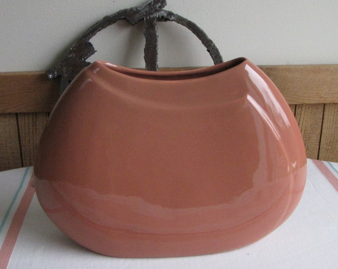 Haeger Terra Cotta Art Pottery Vintage Home Decor and Florist Ware