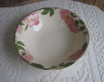 Franciscan Desert Rose Vegetable Bowl 1995 By Johnson Bros. Made in England Vintage Dinnerware and Replacements