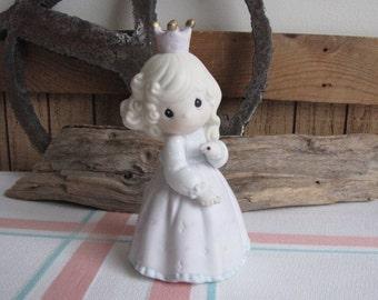 Precious Moments Pretty As a Princess Figurine 1995
