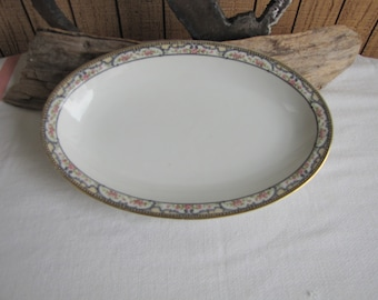 Theodore Haviland 1903 Celery Dish Antique Dinnerware and Replacements
