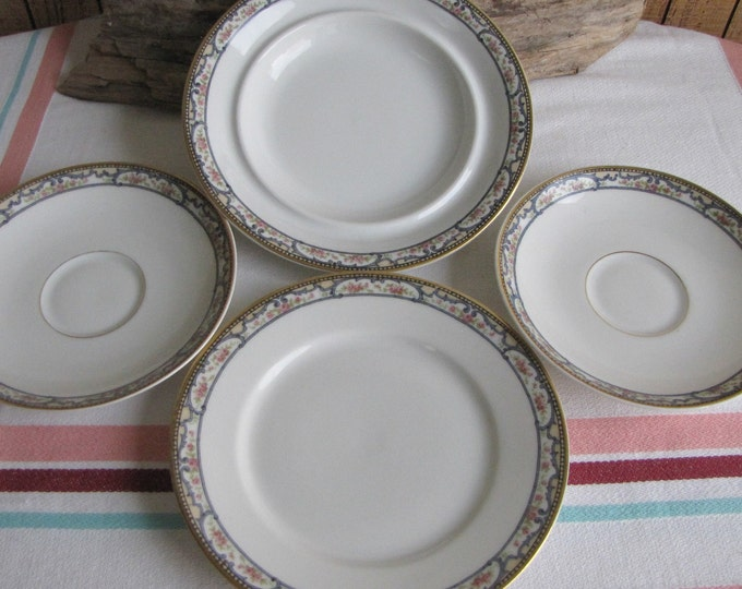 Theodore Haviland Troy Schleiger 170 dishes 4 pieces Vintage Dinnerware and Replacements