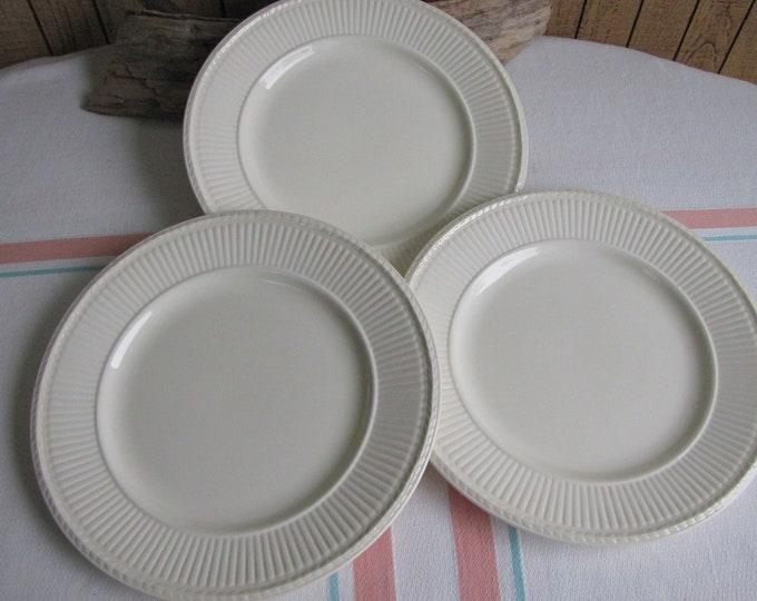 Wedgwood Edme Luncheon Plates Vintage Dinnerware and Replacements