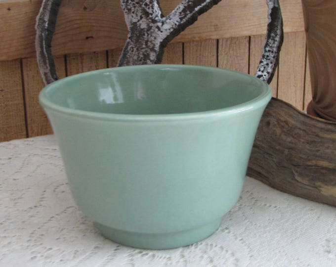 Haeger Pottery Sea Green Planter Indoor Gardens and Plants