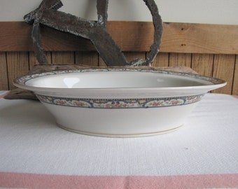 Theodore Haviland 1903 Vegetable Serving Bowl Antique Dinnerware and Replacements