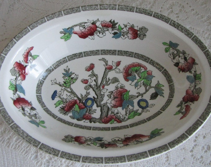 Indian Tree Vegetable Bowls Johnson Bros. Vintage Dinnerware and Replacements 1979-1982
