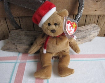 Ty Beanie Babies Teddy Vintage Toys and Stuffed Animals