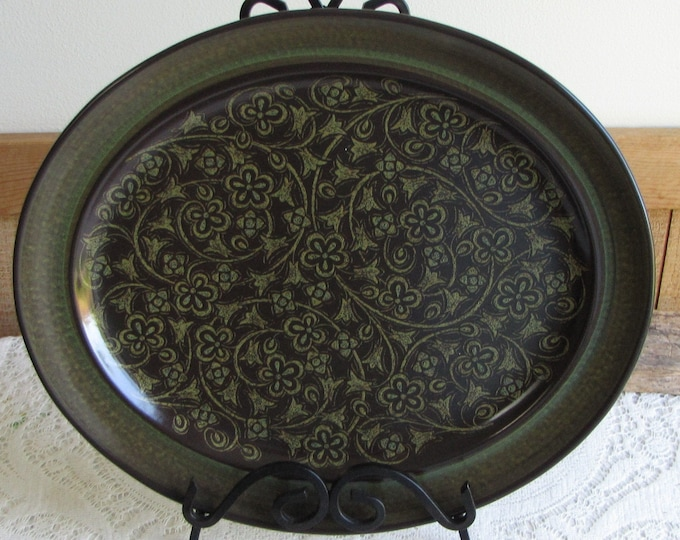 Franciscan Madeira dinner platter California Pottery 1967-1983 Vintage Dinnerware and Replacements
