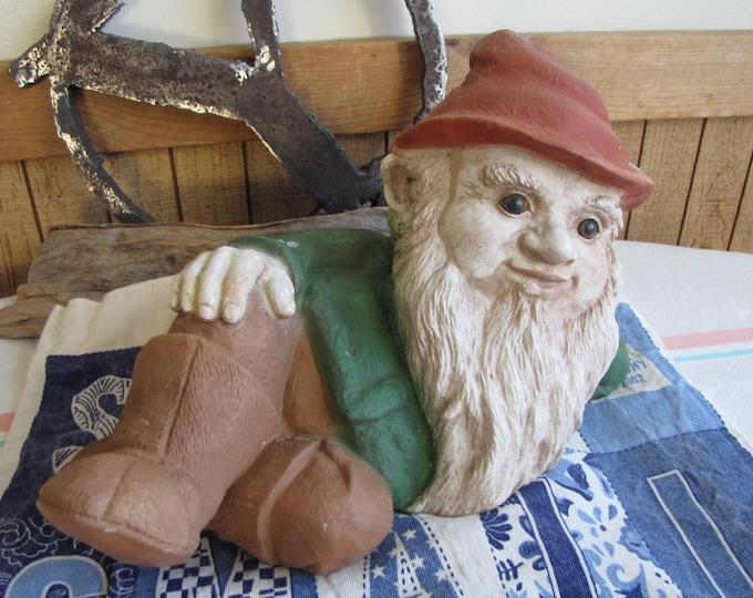 Garden Gnomes Universal Statuary Vintage Yard Decor 1993