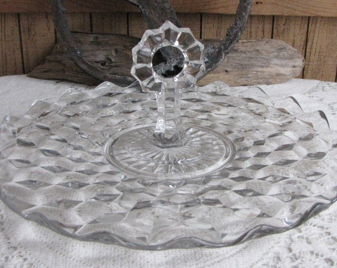 Fostoria American tidbit tray 1950s Vintage Dinnerware and Replacements