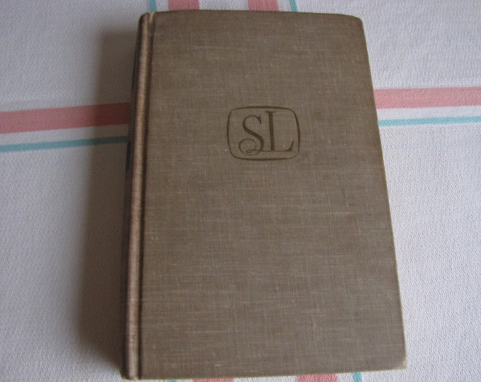Cass Timberlane Sinclair Lewis 1945 1st Edition Vintage Books and Literature