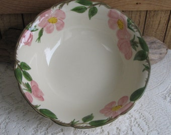 Franciscan Desert Rose Vegetable Bowl 1970 Vintage Dinnerware and Replacements