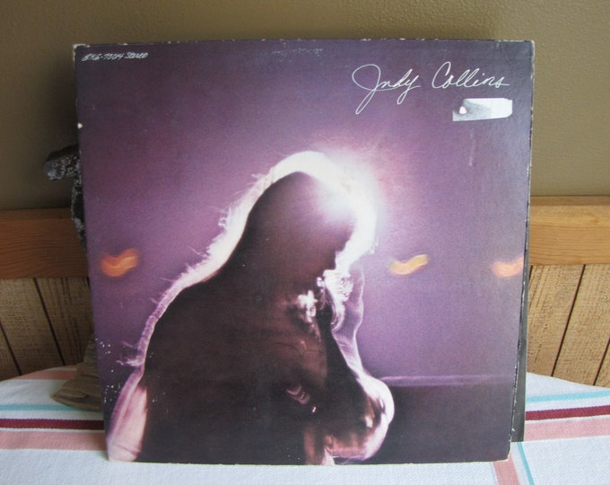 Judy Collins Living 1971 Vintage Music and Vinyl Records