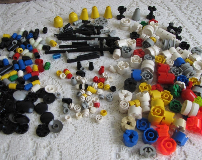 Legos Specialty Bricks Connectors Vintage Toys and Building Blocks