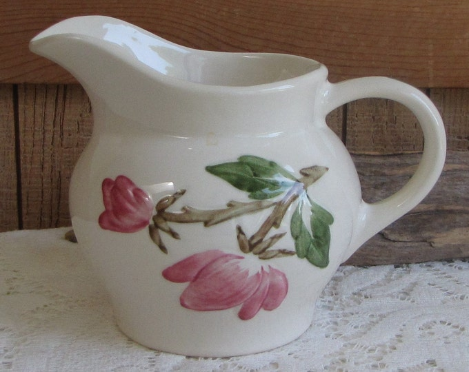 Continental Kilns Pitcher Green Arbor Vintage Dinnerware and Replacements