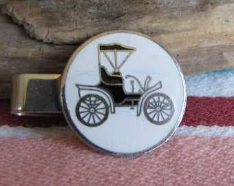 Model T Tie Clip Vintage Men's Jewelry and Accessories