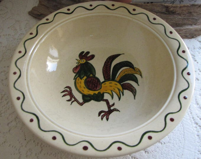 Metlox PoppyTrail California Provincial Vegetable Bowl Vintage Dinnerware and Replacements Vernon California Pottery 3 available 1956-1982