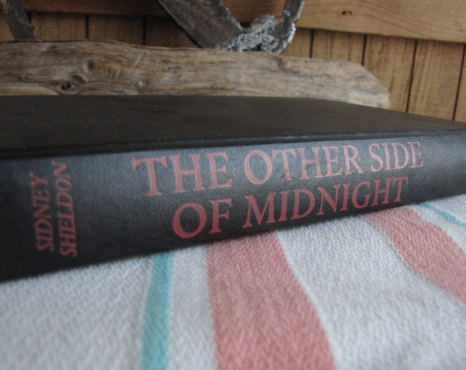 The Other Side of Midnight 1st Edition Sidney Sheldon 1973 Vintage Fiction and Literature