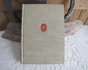 Dickens The Christmas Carol And Other Stories Vintage Books 1932 Copyrighted