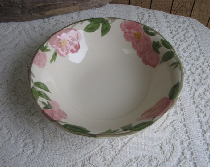 Franciscan Desert Rose Vegetable Bowl 1949 – 1953 Vintage Dinnerware and Replacements