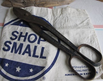 Tin Snips Crescent Tools Co. Vintage Industrial Salvage