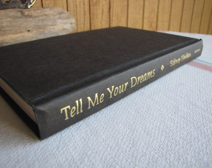Tell Me Your Dreams Sidney Sheldon 1998 1st Edition Vintage Fiction and Literature