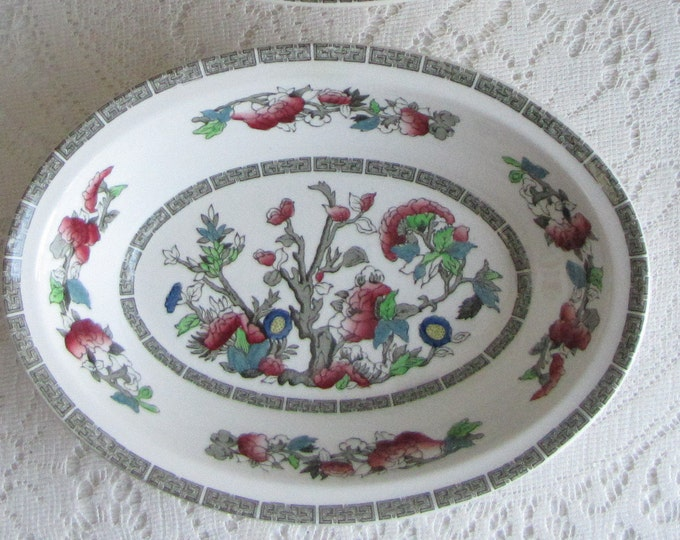 Indian Tree vegetable bowl Johnson Bros. 1979-1982 Vintage Dinnerware and Replacements