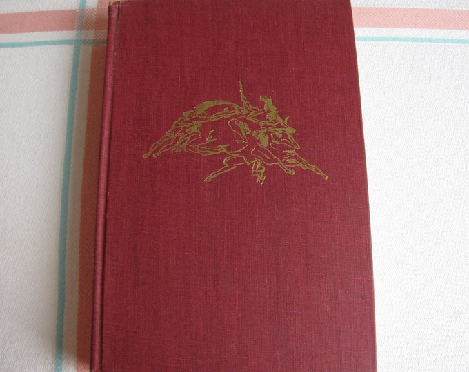 Gulliver Travels by Jonathan Swift 1945 Vintage Books and Literature Book Club Edition