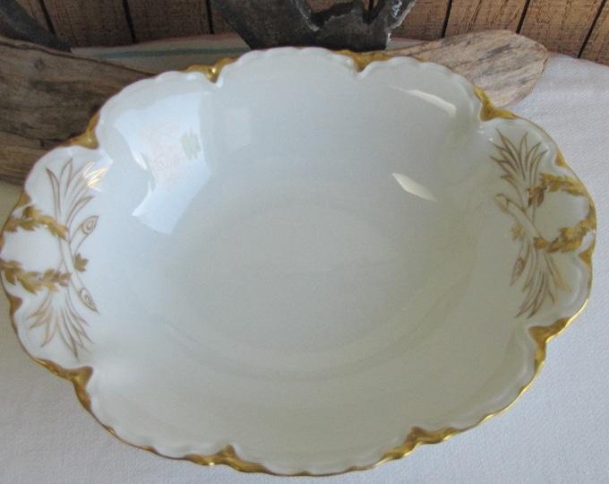 Haviland Ranson vegetable bowl 1920s