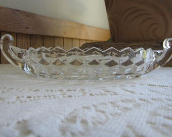 Fostoria American Celery Dish Vintage Dinnerware and Replacements
