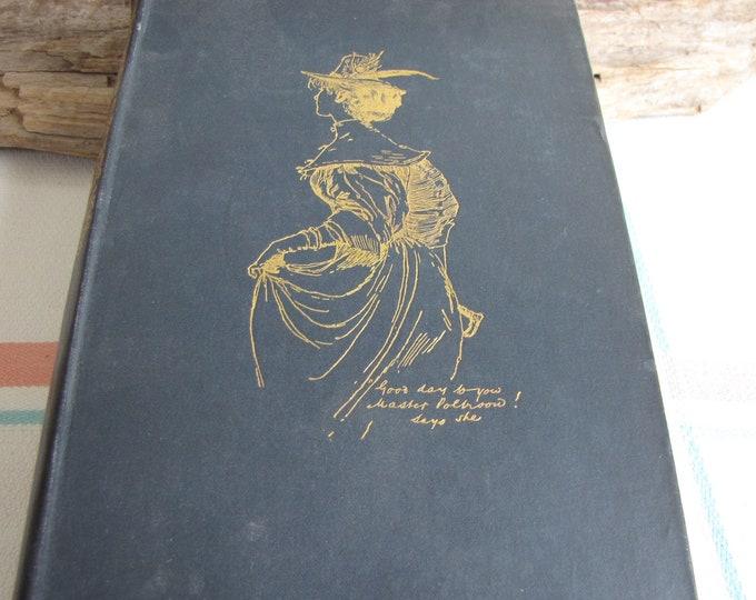 Mistress Spitfire 2nd Edition Antique Books 1897 J. S. Fletcher J. M. Dent & Co London