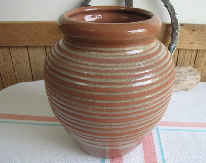 Haeger Pottery Clay Pot Vintage Haeger Ware and Art Pottery Imperfections