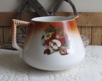 Owens St. Louis Lemonade Pitcher Minerva Vintage Drinkware Gold Medal